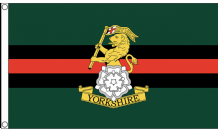 British Army Yorkshire Regiment 5'x3'  Flag